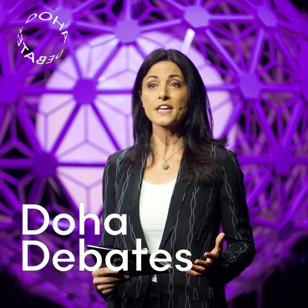 Doha Debates Voice of God Voice-over