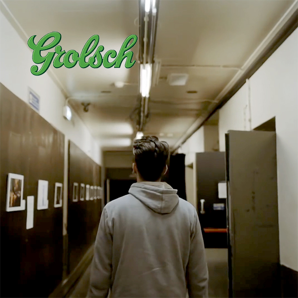 voice-over, innovators, Grolsch