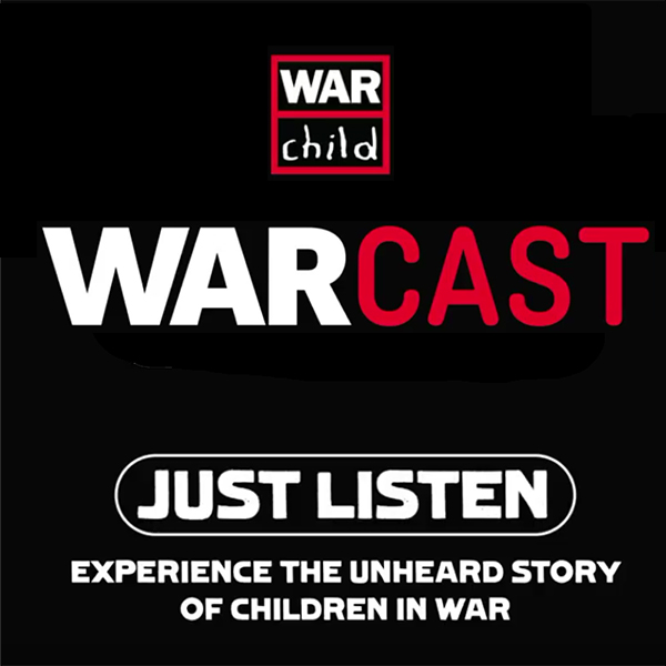 podcast, voice-over, warchild, syrian war