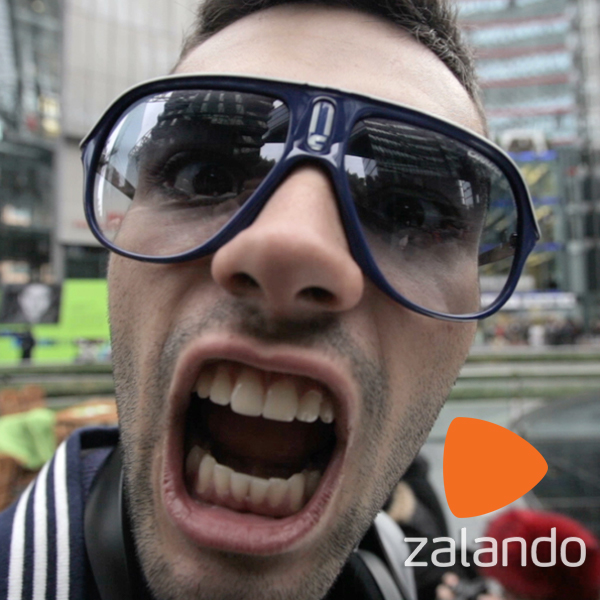Zalando Manifesto, Corporate communication, voice-over
