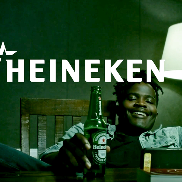 Heineken Corporate communication voice-over