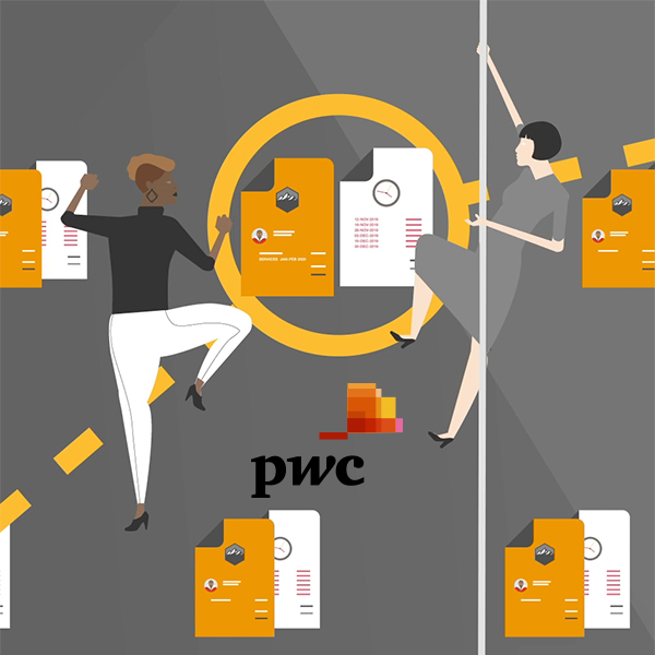 voice-over, PwC, e-learning,Summer School, fraud